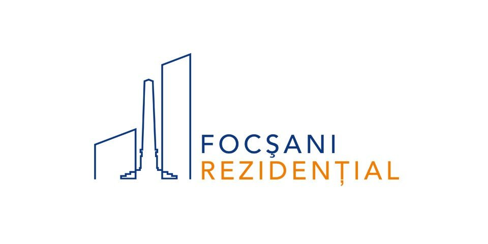 Creare site web & optimizare site: portofoliu - graphic design (logo focsanirezidential)
