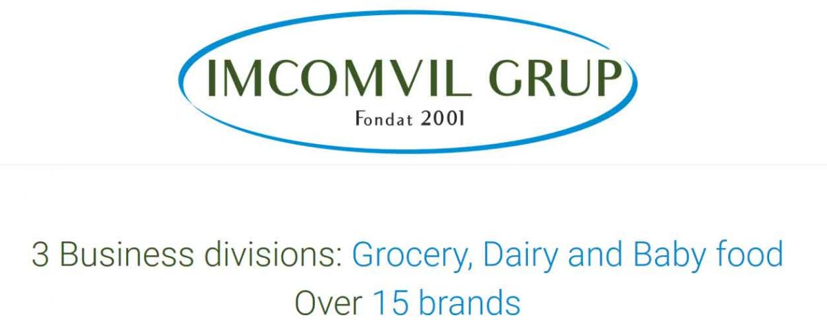 Web design: site de prezentare (corporate) Imcomvil Grup